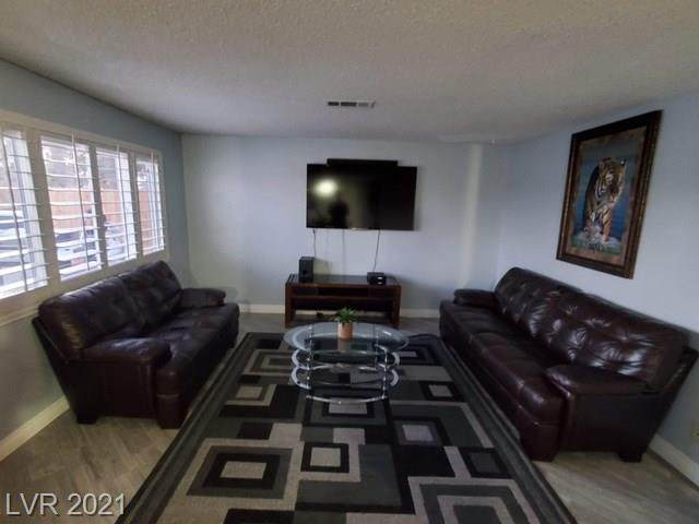 1152 Miller Avenue, Las Vegas, NV 89106 (MLS #2272336) :: Jeffrey Sabel