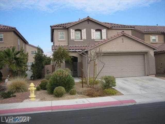 2420 Cockatoo Drive, North Las Vegas, NV 89084 (MLS #2272495) :: ERA Brokers Consolidated / Sherman Group
