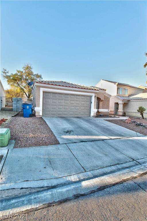 8244 Cimarron Ridge Drive, Las Vegas, NV 89128 (MLS #2272696) :: Signature Real Estate Group