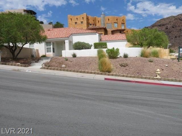 698 Marina Drive, Boulder City, NV 89005 (MLS #2272806) :: Custom Fit Real Estate Group