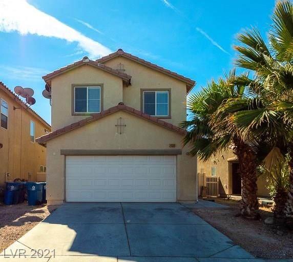 4159 Pistachio Nut Avenue, Las Vegas, NV 89115 (MLS #2272827) :: Signature Real Estate Group