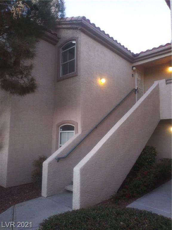 5415 Harmon Avenue #2079, Las Vegas, NV 89103 (MLS #2273081) :: Signature Real Estate Group