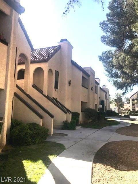 1751 Reno Avenue #219, Las Vegas, NV 89119 (MLS #2273156) :: Hebert Group | Realty One Group