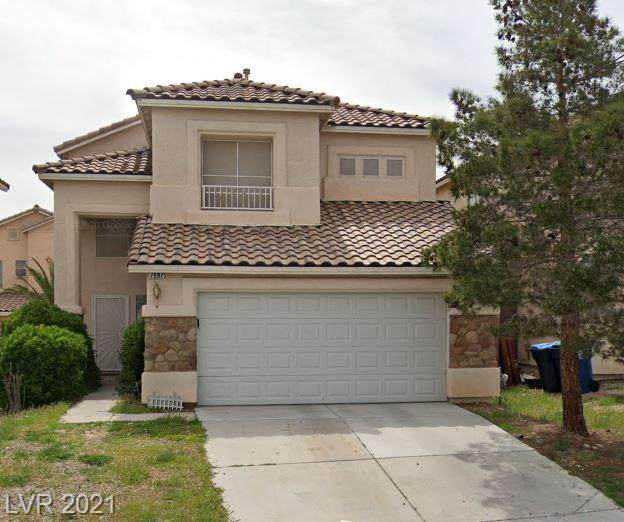 7987 Sky Birch Court, Las Vegas, NV 89147 (MLS #2273323) :: The Perna Group