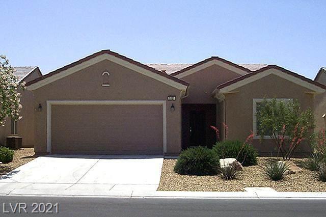 3321 Kingbird Drive, North Las Vegas, NV 89084 (MLS #2273496) :: Jeffrey Sabel