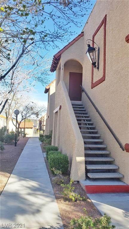 4340 Sanderling Circle #74, Las Vegas, NV 89103 (MLS #2273571) :: Jeffrey Sabel