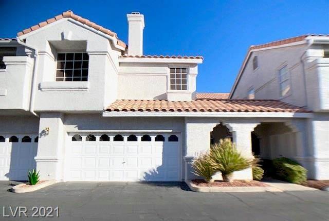 5201 Torrey Pines Drive #1251, Las Vegas, NV 89118 (MLS #2273701) :: Jeffrey Sabel