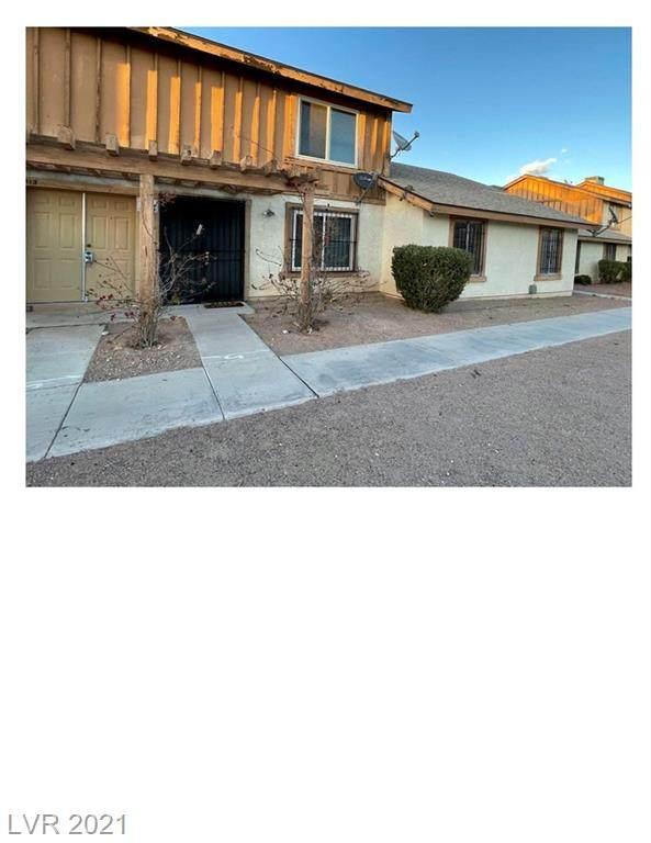 3911 Blackford Place, Las Vegas, NV 89102 (MLS #2273719) :: Jeffrey Sabel