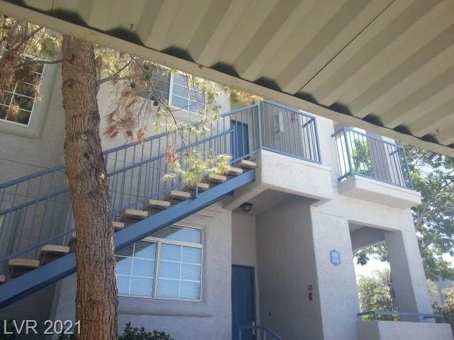 2201 Ramsgate Drive #328, Henderson, NV 89074 (MLS #2273809) :: Signature Real Estate Group