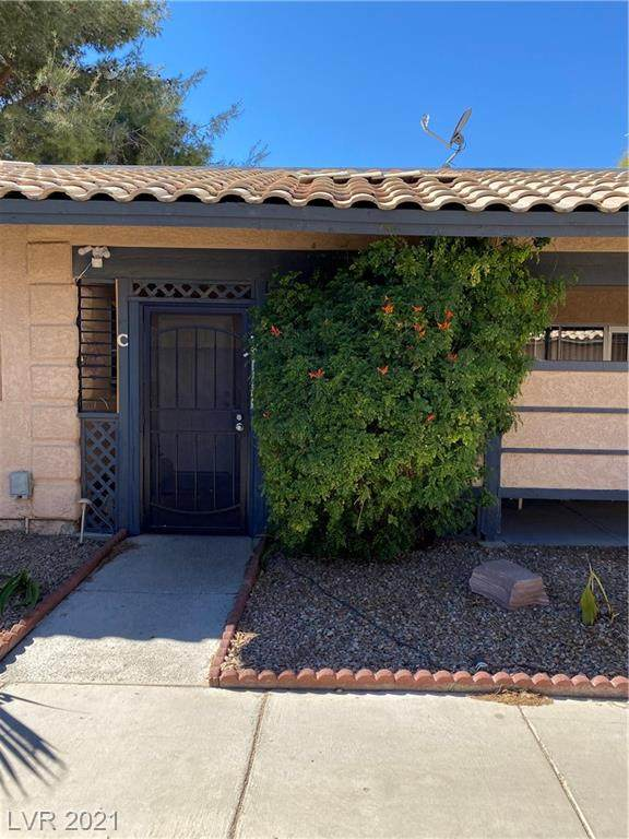 205 Lamb Boulevard C, Las Vegas, NV 89110 (MLS #2274055) :: ERA Brokers Consolidated / Sherman Group