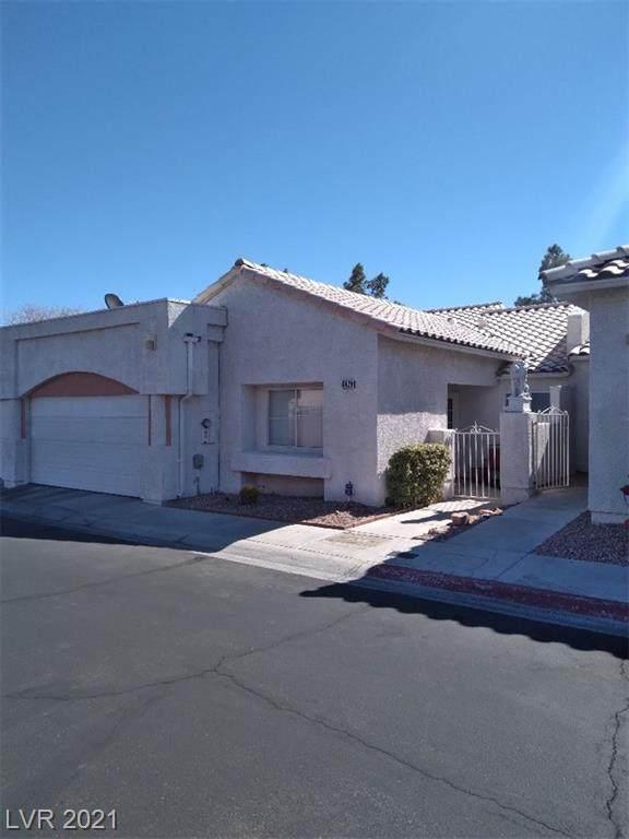 6429 Blue Blossom Avenue, Las Vegas, NV 89108 (MLS #2274155) :: Hebert Group | Realty One Group
