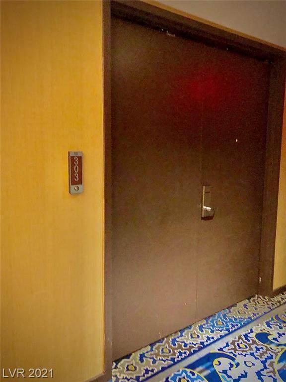 4381 Flamingo Road #50303, Las Vegas, NV 89103 (MLS #2274376) :: Jeffrey Sabel