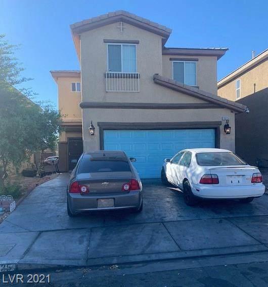 3635 Asbury Hill Avenue, Las Vegas, NV 89110 (MLS #2274589) :: Vestuto Realty Group