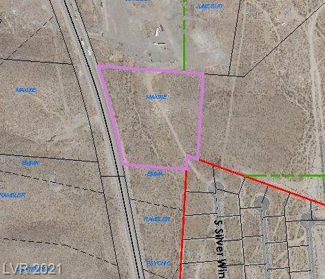 MS 3642 Us Highway 95, Searchlight, NV 89046 (MLS #2275814) :: Signature Real Estate Group