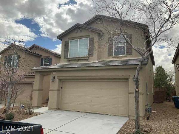 7371 Cobbhan Drive, Las Vegas, NV 89179 (MLS #2275939) :: Jeffrey Sabel