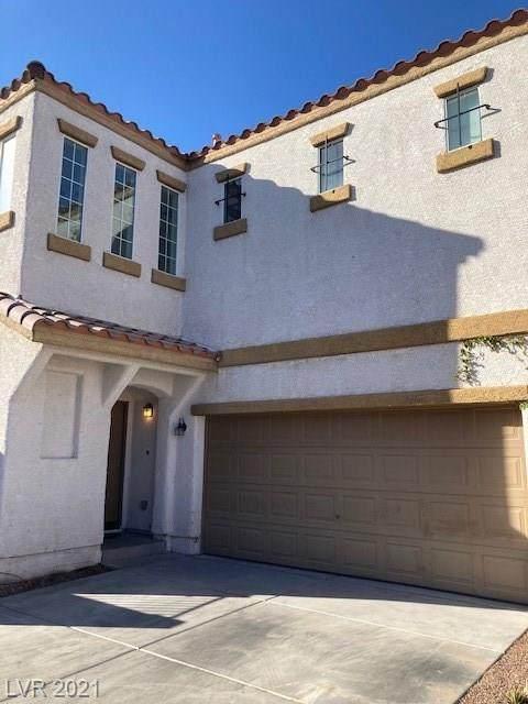 10611 Allegrini Drive, Las Vegas, NV 89141 (MLS #2276008) :: Jeffrey Sabel