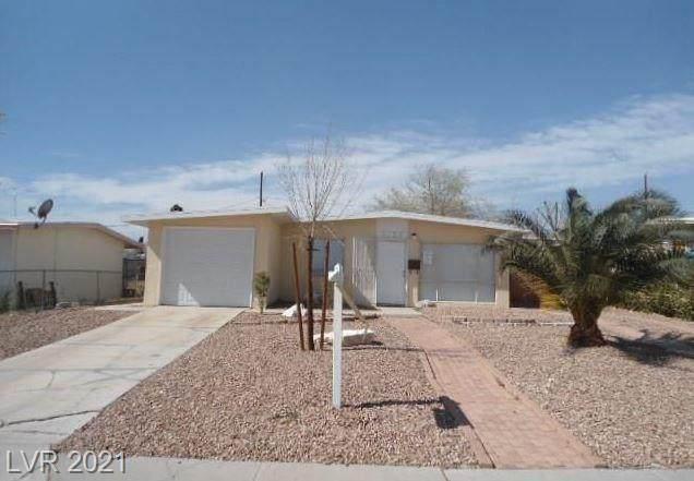 2725 Webster Street, North Las Vegas, NV 89030 (MLS #2276245) :: Hebert Group   Realty One Group