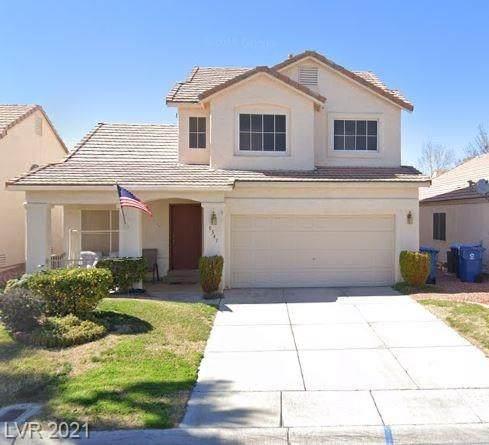 9547 Observer Street, Las Vegas, NV 89123 (MLS #2276253) :: Jeffrey Sabel