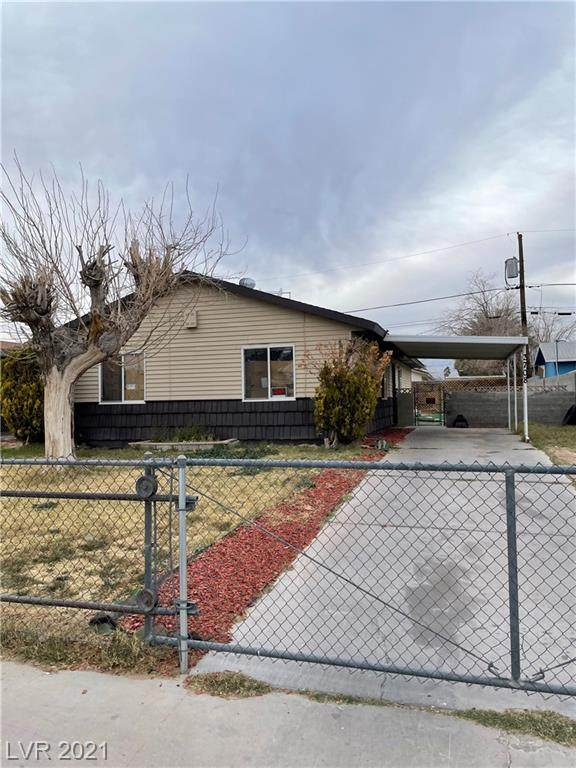 3708 Cypress Avenue, North Las Vegas, NV 89030 (MLS #2276502) :: Signature Real Estate Group