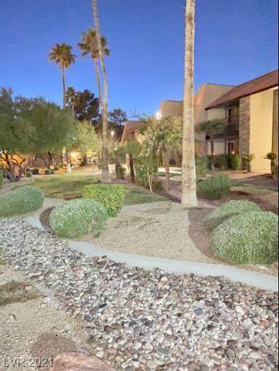 5060 Indian River Drive #369, Las Vegas, NV 89103 (MLS #2276529) :: Hebert Group | Realty One Group
