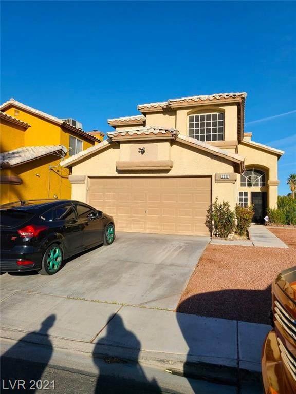 2332 Millett Drive, Las Vegas, NV 89142 (MLS #2276704) :: Hebert Group   Realty One Group