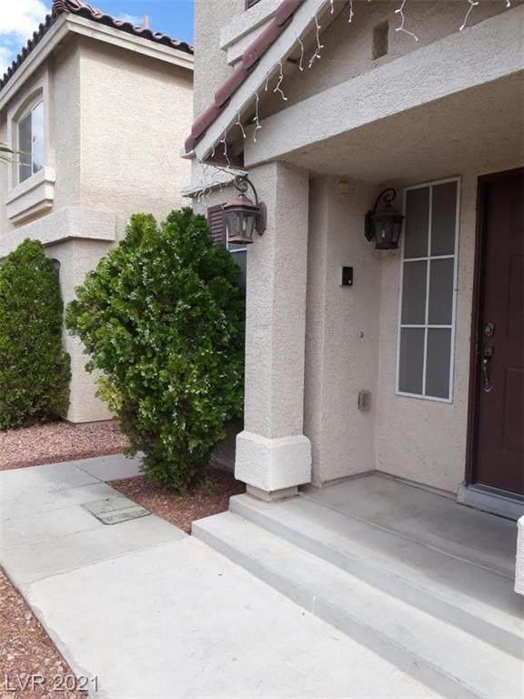 6689 Virtuoso Court, Las Vegas, NV 89139 (MLS #2277737) :: Vestuto Realty Group