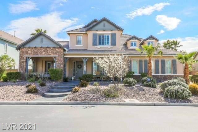 7229 Abbeville Meadows Avenue, Las Vegas, NV 89131 (MLS #2278164) :: Billy OKeefe   Berkshire Hathaway HomeServices