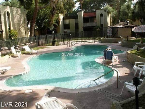 1405 Vegas Valley Drive #298, Las Vegas, NV 89169 (MLS #2278426) :: Billy OKeefe   Berkshire Hathaway HomeServices