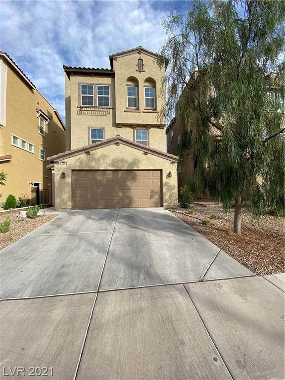 381 Gracious Way, Henderson, NV 89011 (MLS #2278567) :: Custom Fit Real Estate Group