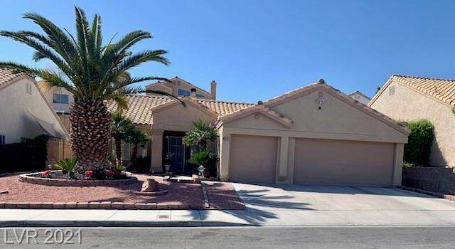 867 Serpentina Avenue, Las Vegas, NV 89123 (MLS #2278725) :: Jeffrey Sabel