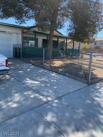4008 Boratko Street, Las Vegas, NV 89115 (MLS #2279306) :: Custom Fit Real Estate Group