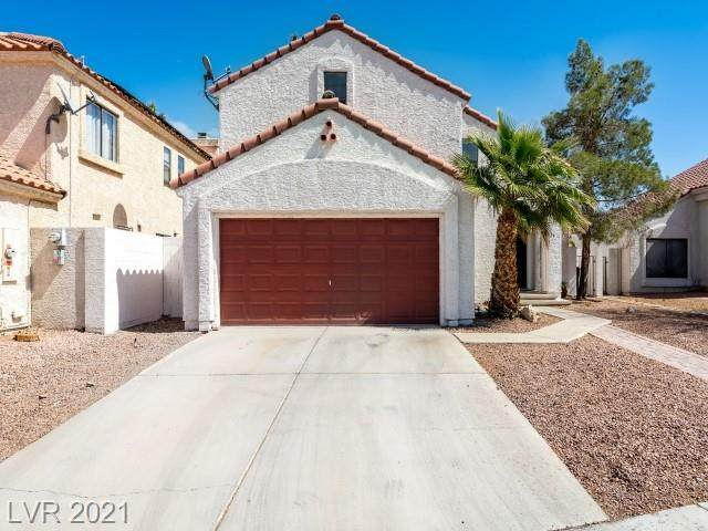36 Megan Drive, Henderson, NV 89074 (MLS #2280014) :: Signature Real Estate Group