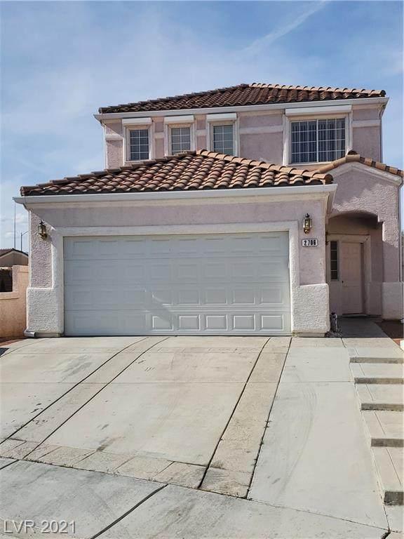 2706 Hillgrass Road, Las Vegas, NV 89123 (MLS #2280466) :: Vestuto Realty Group