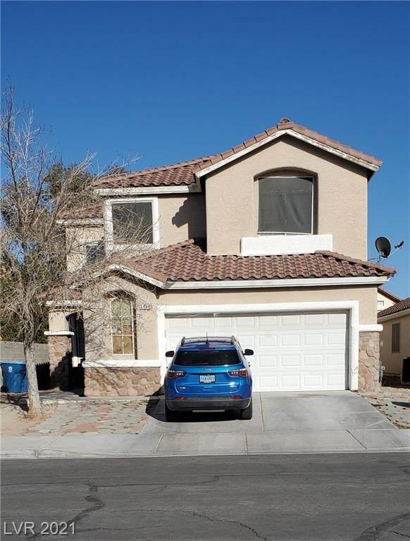 3468 Distinction Court, Las Vegas, NV 89129 (MLS #2280620) :: Jeffrey Sabel