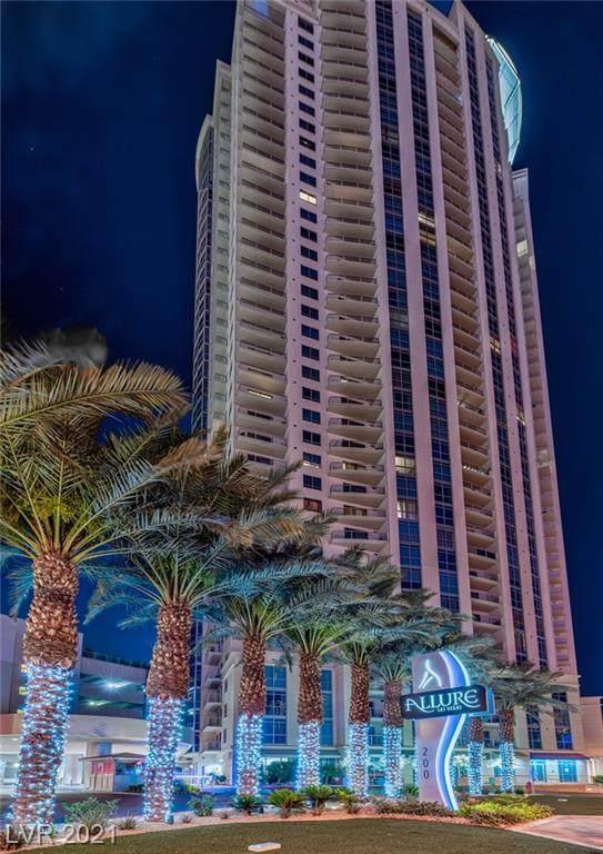 200 Sahara Avenue #1601, Las Vegas, NV 89102 (MLS #2280762) :: The Mark Wiley Group | Keller Williams Realty SW