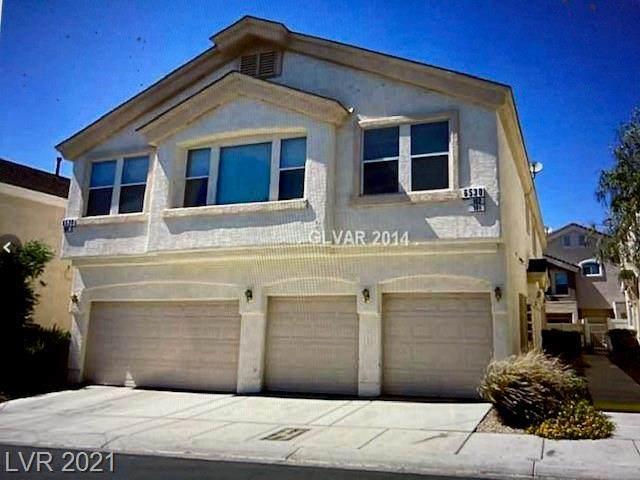 6530 Ozzie Harriet Avenue #101, Las Vegas, NV 89122 (MLS #2280800) :: Signature Real Estate Group