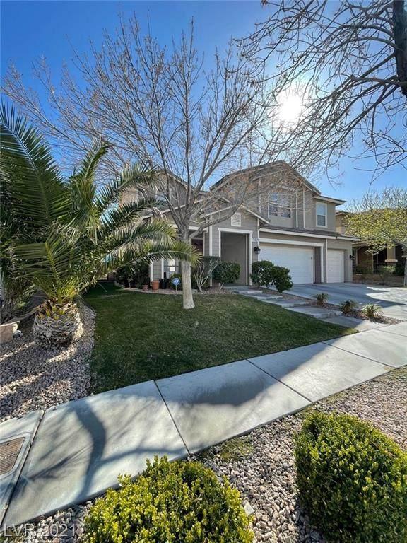 10521 Haywood Drive, Las Vegas, NV 89135 (MLS #2280909) :: Vestuto Realty Group