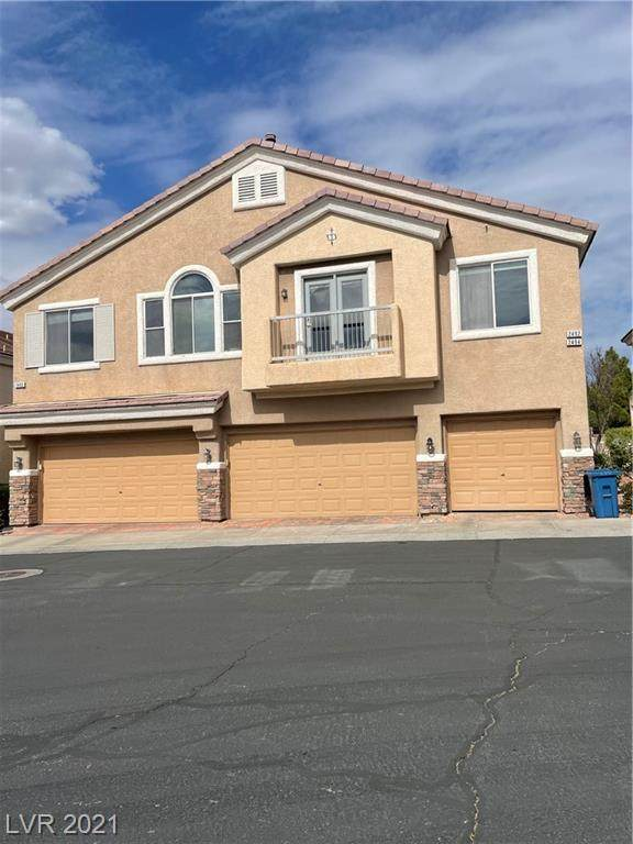 2492 Crafty Clint Lane, Henderson, NV 89002 (MLS #2281850) :: Signature Real Estate Group