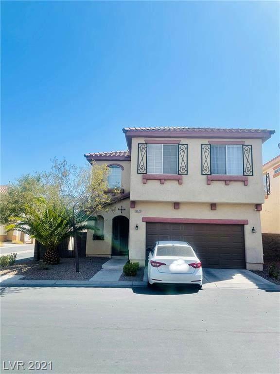 10620 Lessona Street, Las Vegas, NV 89141 (MLS #2281937) :: Custom Fit Real Estate Group