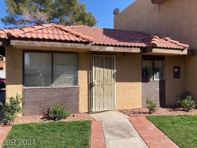 4315 Lynnann Drive, Las Vegas, NV 89110 (MLS #2282249) :: Vestuto Realty Group