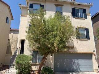 6484 Bentley Wood Court, Las Vegas, NV 89130 (MLS #2282337) :: Signature Real Estate Group