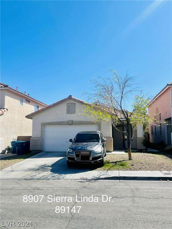 8907 Sierra Linda Drive, Las Vegas, NV 89147 (MLS #2282493) :: Signature Real Estate Group