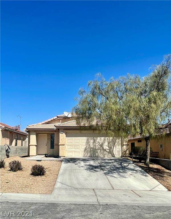 4776 Julesburg Drive, Las Vegas, NV 89139 (MLS #2282503) :: Team Michele Dugan