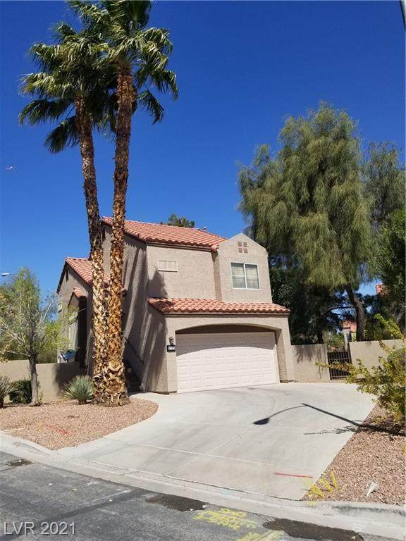 1717 Steamboat Drive, Henderson, NV 89014 (MLS #2282637) :: Signature Real Estate Group