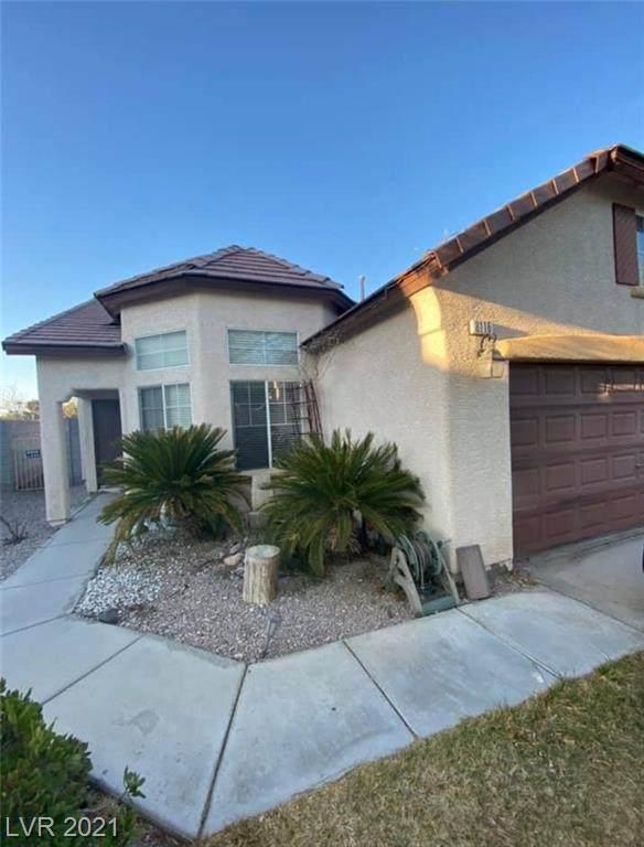 8116 Lanceleaf Avenue, Las Vegas, NV 89131 (MLS #2282669) :: Jeffrey Sabel