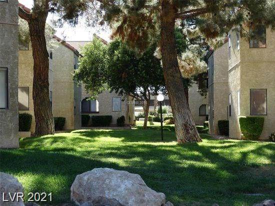 4704 Obannon Drive D, Las Vegas, NV 89102 (MLS #2282860) :: ERA Brokers Consolidated / Sherman Group