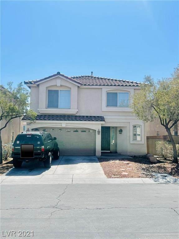 6681 Rumba Court, Las Vegas, NV 89139 (MLS #2283098) :: Vestuto Realty Group