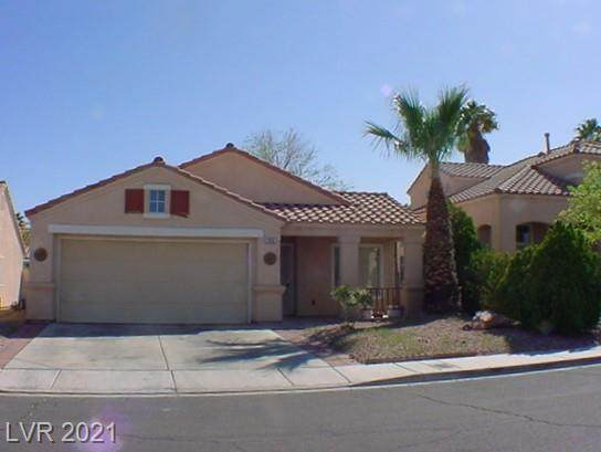 155 Muddy Creek Avenue, Las Vegas, NV 89123 (MLS #2283145) :: Signature Real Estate Group