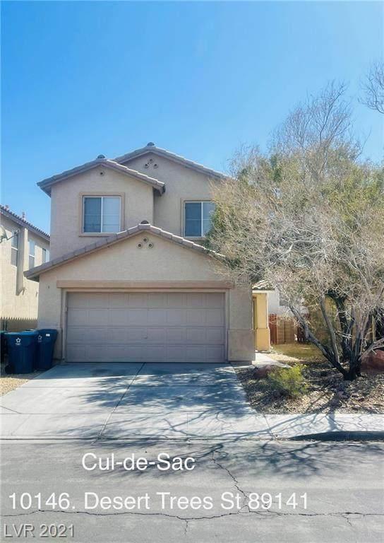 10146 Desert Trees Street, Las Vegas, NV 89141 (MLS #2283158) :: Vestuto Realty Group