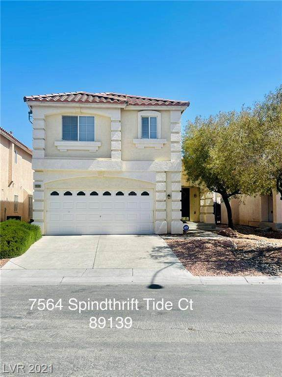 7564 Spindrift Tide Court, Las Vegas, NV 89139 (MLS #2283238) :: Vestuto Realty Group